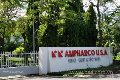 AMPHACO U.S.A PHARMACEUTICAL FACTORY